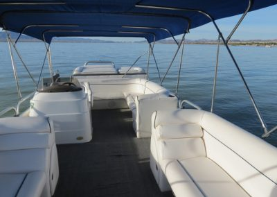 Big Blue 150hp Interior 1