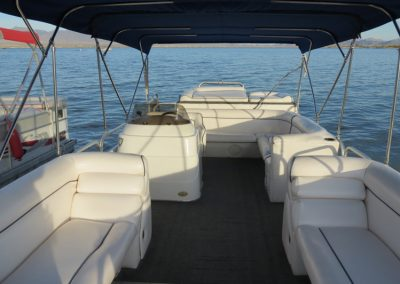 Big Blue 150hp Interior 3