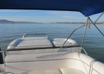 Big Blue 150hp Sundeck