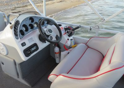 H2O-1 190hp Captains Helm