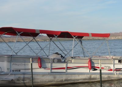 H2O-1 190hp Double Bimini