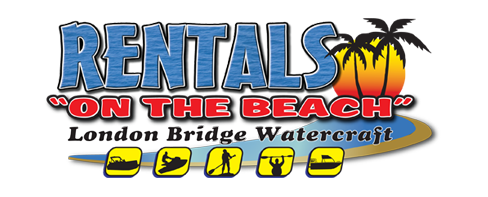 Boat Rentals and Jet Ski Rentals on the Beach